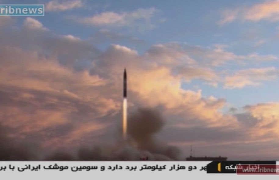 Selon des responsables iraniens, la République islamique possède la technologie nécessaire pour augmenter la portée de ses missiles, pour le moment limitée à 2000km.