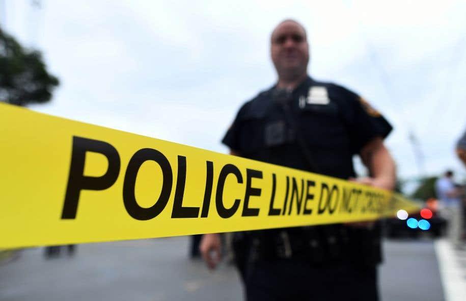 Fusillade dans une église, plusieurs victimes — États-Unis