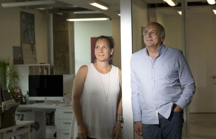 Caroline Ohrt et Pierre Des Marais caressent de grandes ambitions pour Danse Danse.