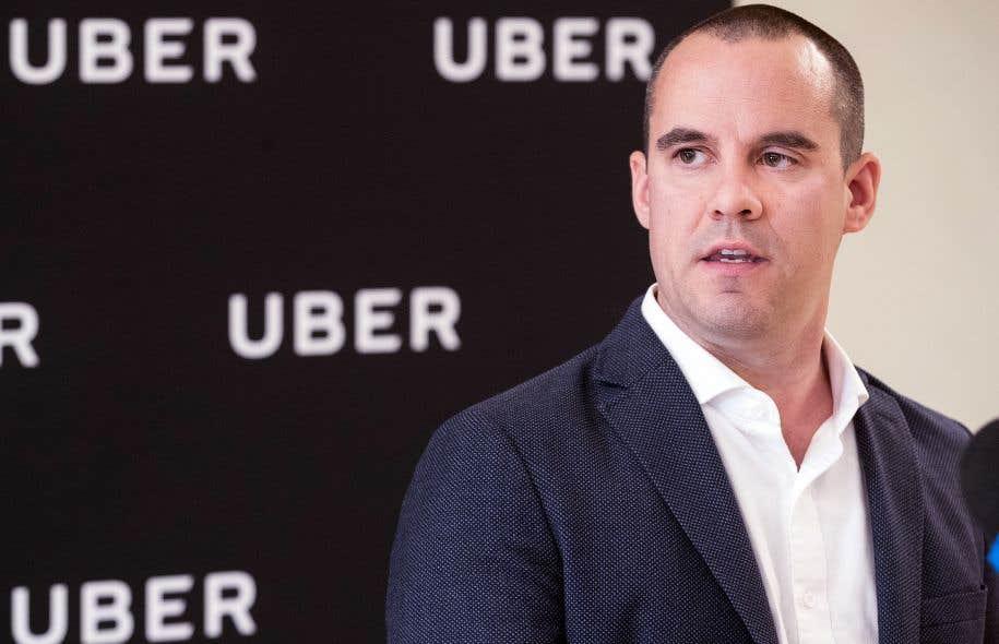 «Notre objectif, évidemment, c'est de continuer, mais d'y arriver dans le respect de notre modèle, et si on impose 35heures de formation aux chauffeurs, c'est impossible», a indiqué le directeur général de la section québécoise d'Uber, Jean-Nicolas Guillemette.