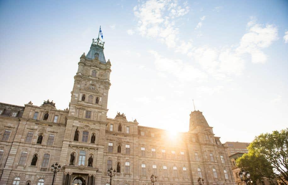 L'Assemblée nationale du Québec