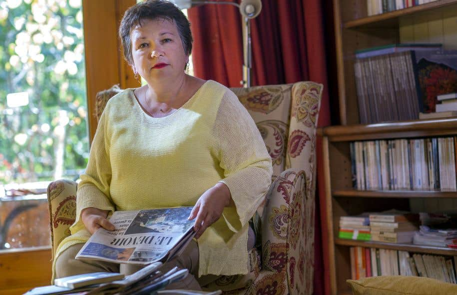 «Mourir n'est donc pas pour demain», insistait Josée Boileau dans son ultime éditorial dans les pages du «Devoir».