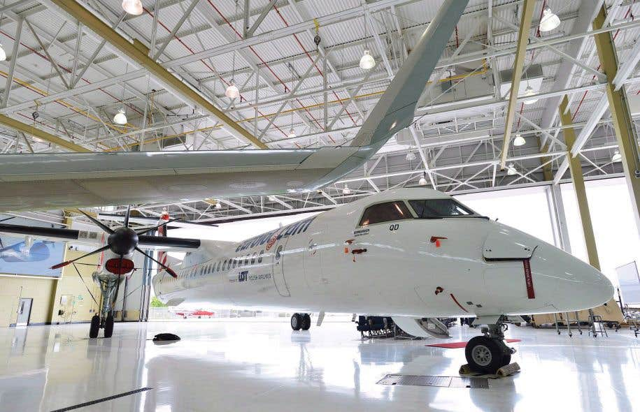 Commande ferme pour 25 avions turbopropulseurs en Inde — Bombardier