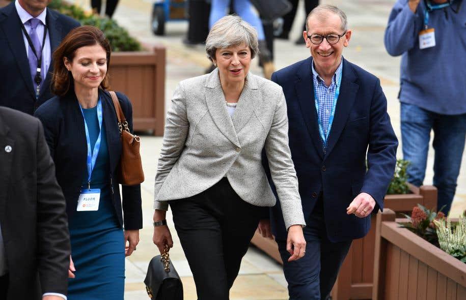 May tente de reprendre la main au congrès des conservateurs — Grande-Bretagne