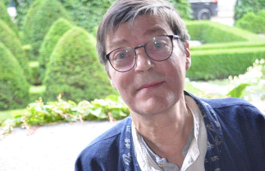 L'illustrateur québécois Francis Back