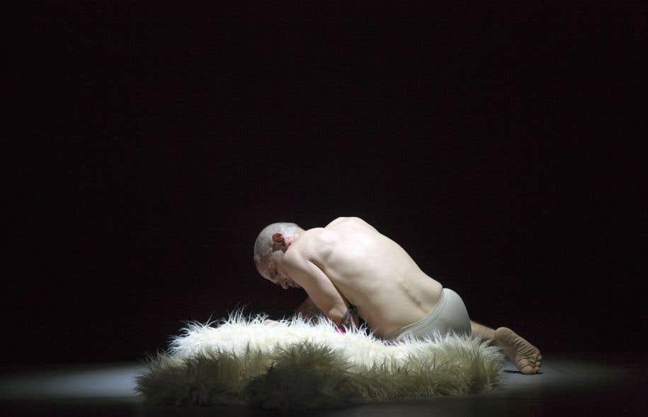 Dans «On», le chorégraphe José Navas et ses collaborateurs revisitent des segments d'anciennes pièces produites avec l'Agora, s'autorisant des clins d'œil à différentes phases de son parcours esthétique.