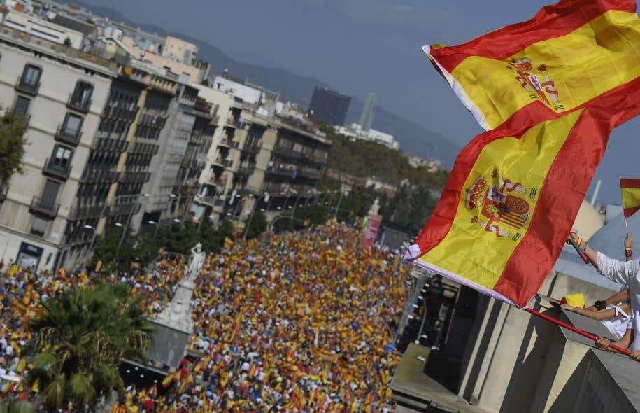 Selon les organisateurs, 950 000 personnes ont répondu à l'appel.