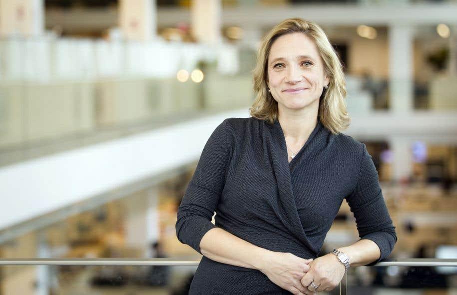 Caroline Jametentrera en poste le 27 novembre.
