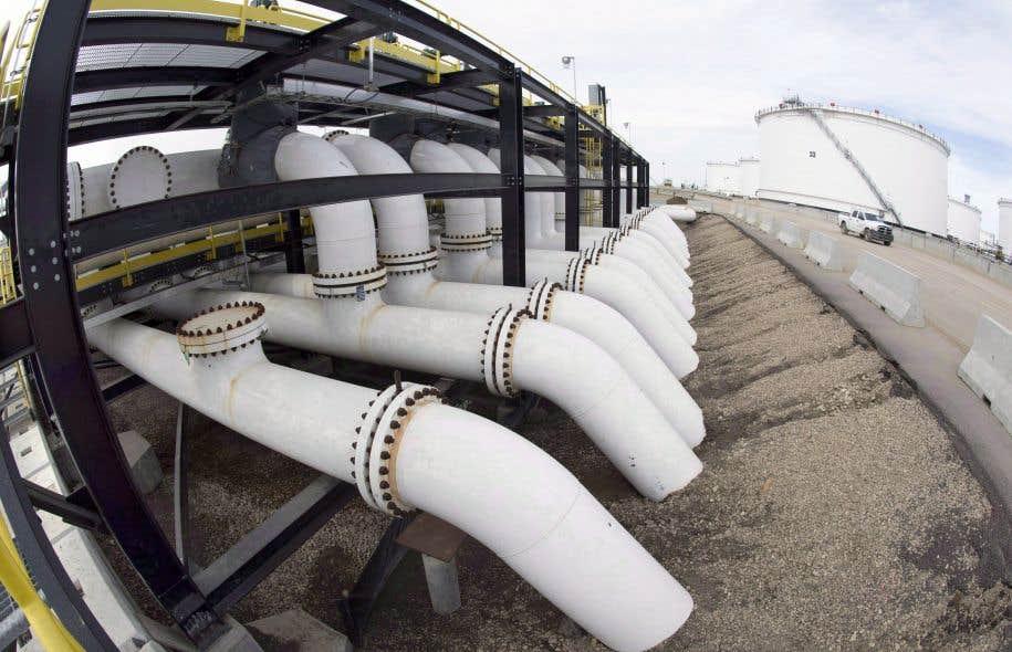 BNP Paribas ne financera pas le doublement du pipeline Trans Mountain, de l'entreprise texane Kinder Morgan, a souligné Greenpeace.