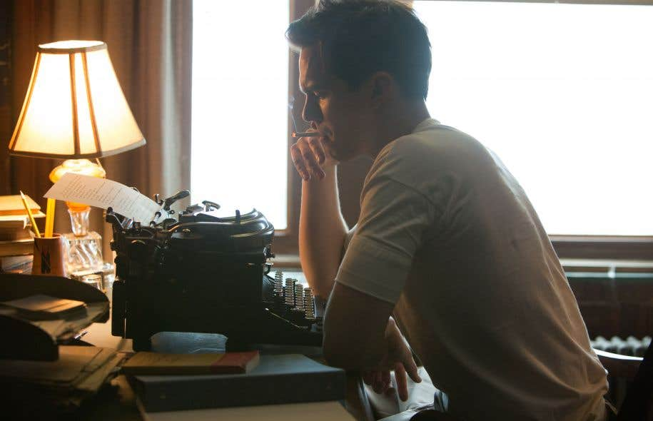 «Rebel in the Rye» repose sur les épaules de l'attachant Nicholas Hoult, qui s'acquitte honorablement de sa tâche.