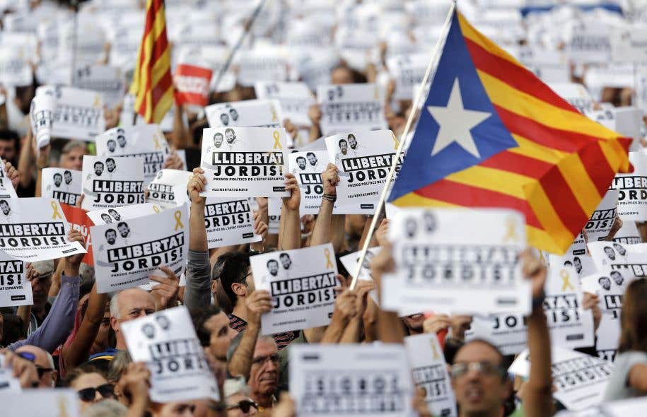 La mise sous tutelle de la Catalogne imminente — Espagne