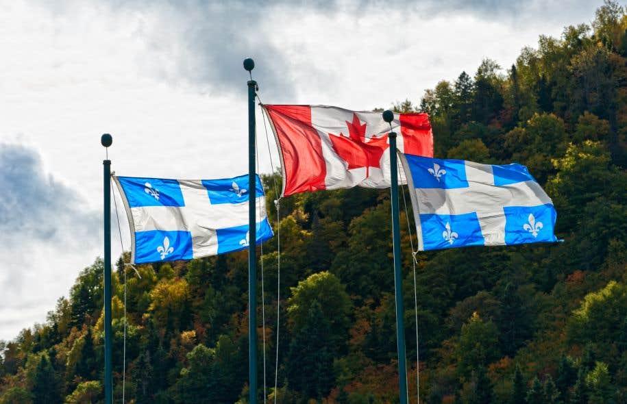 Tant que les Québécois feront partie du Canada, il est assez évident qu'ils resteront soumis à de constantes pressions démographiques et linguistiques venant de la majorité anglophone.