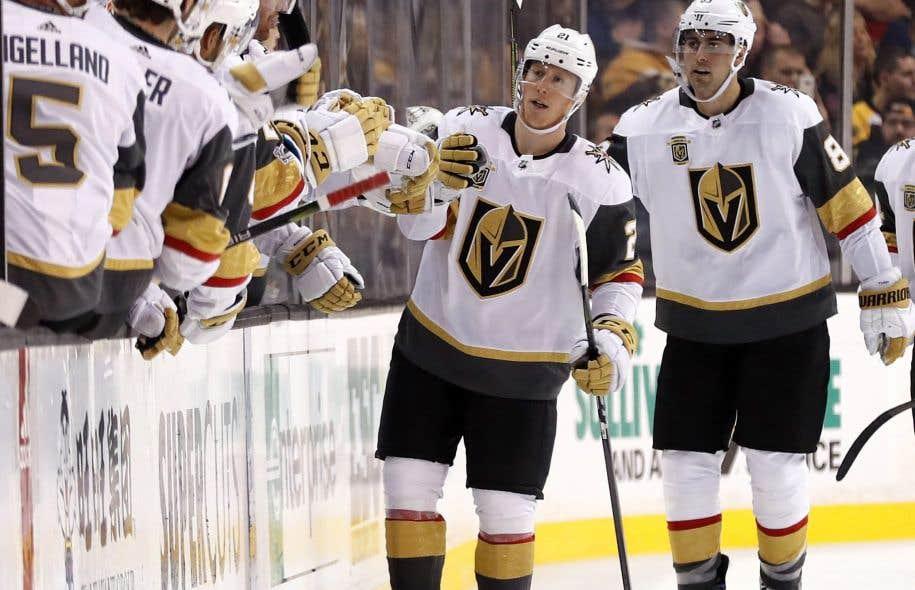 Charlie Lindgren affrontera les Golden Knights