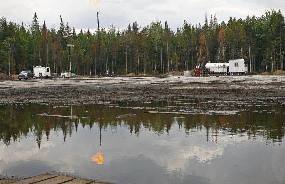 La possibilité de trouver des gisements conventionnels avec les seules techniques normales a toujours été très faible au Québec.