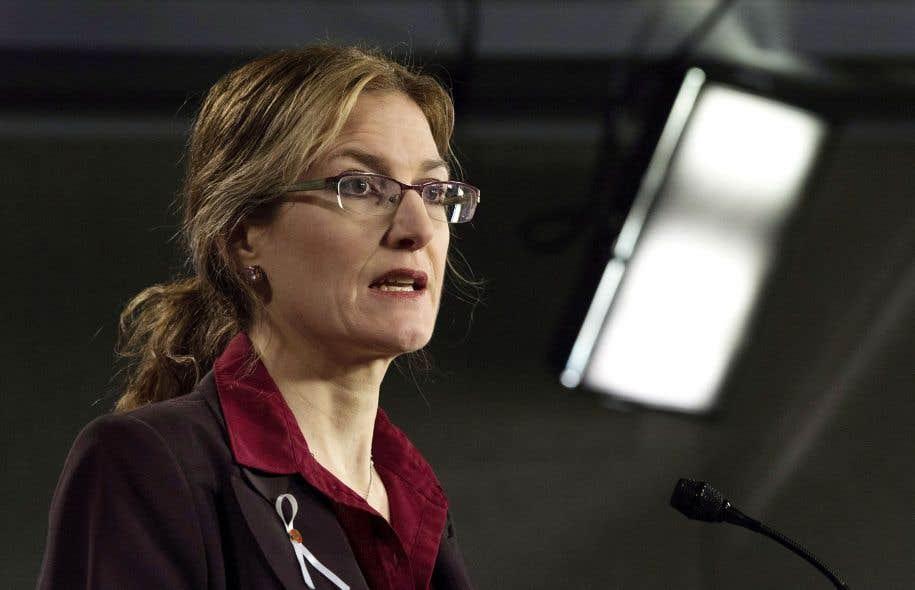 La coordonnatrice de Polysesouvient et diplômée de Polytechnique Heidi Rathjen désespère de voir le gouvernement Trudeau remplir sa promesse.