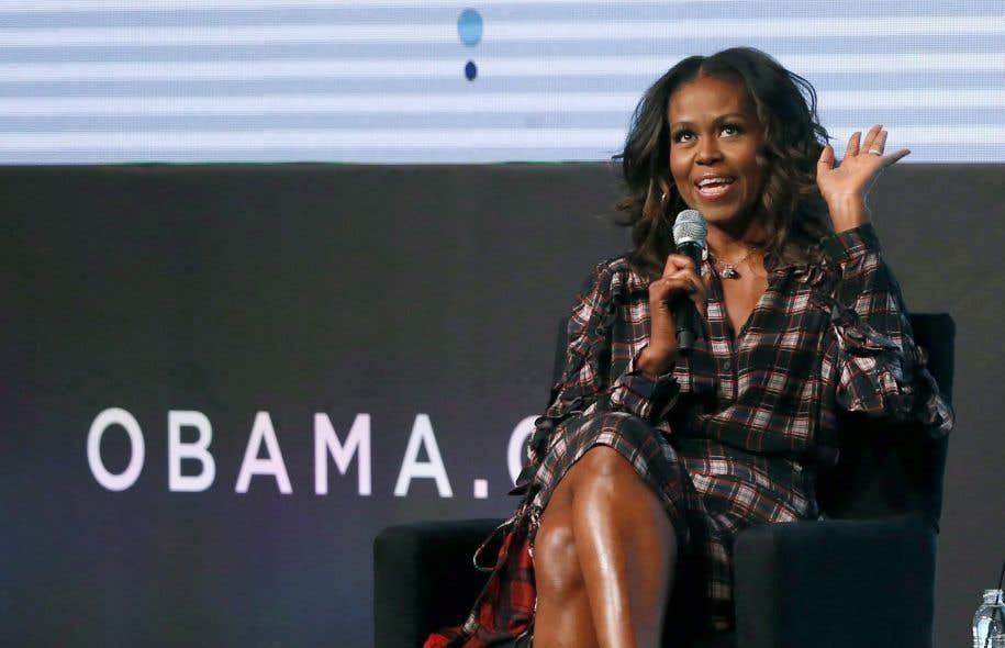 Michelle Obama prendra la parole à Montréal en février