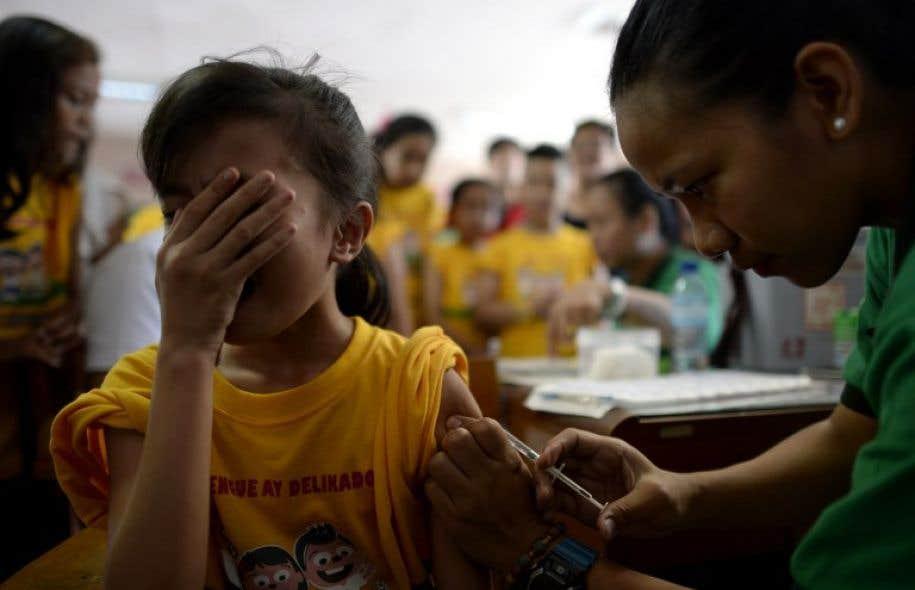 Philippines: enquête sur le vaccin de Sanofi contre la dengue