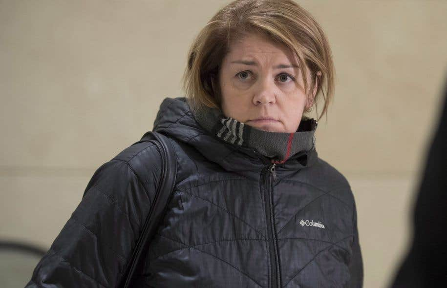 La députée libérale fédérale de Longueuil,Sherry Romanado