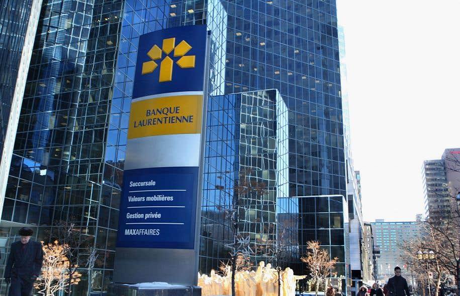 Abstraction faite des éléments non récurrents, la banque Laurentienne a engrangé un bénéfice net ajusté de 66,5 millions, ou 1,63$ par action, au trimestre terminé le 30 octobre.