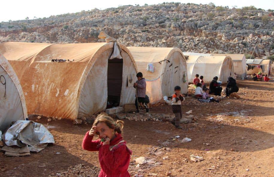 Cet argent permet de fournir une aide souvent vitale pour des personnes déplacées par les conflits, notamment en Syrie.
