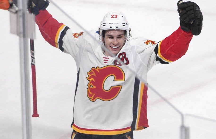 Le Canadien et les Flames à égalité après une période