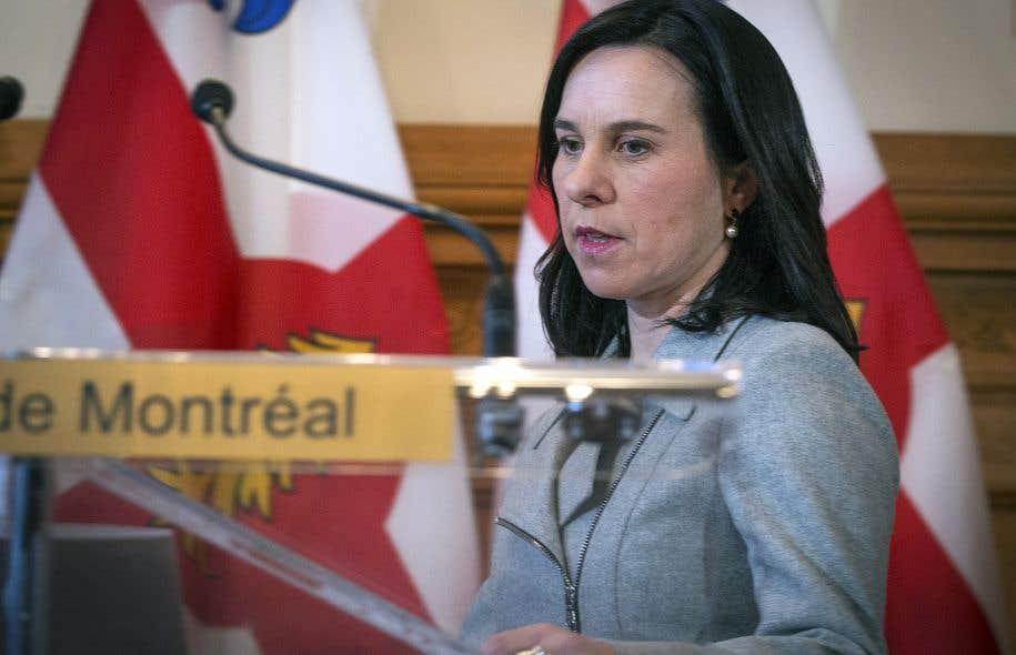Selon la mairesse Valérie Plante, l'administration Coderre savait depuis des mois que MCE n'avait pas suffisamment de subventions et de commandites.