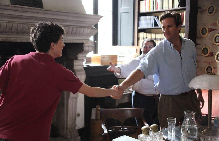 Les rapports humains sont abordés avec finesse et subtilité dans le scénario de Luca Guadagnino coécrit avec James Ivory.