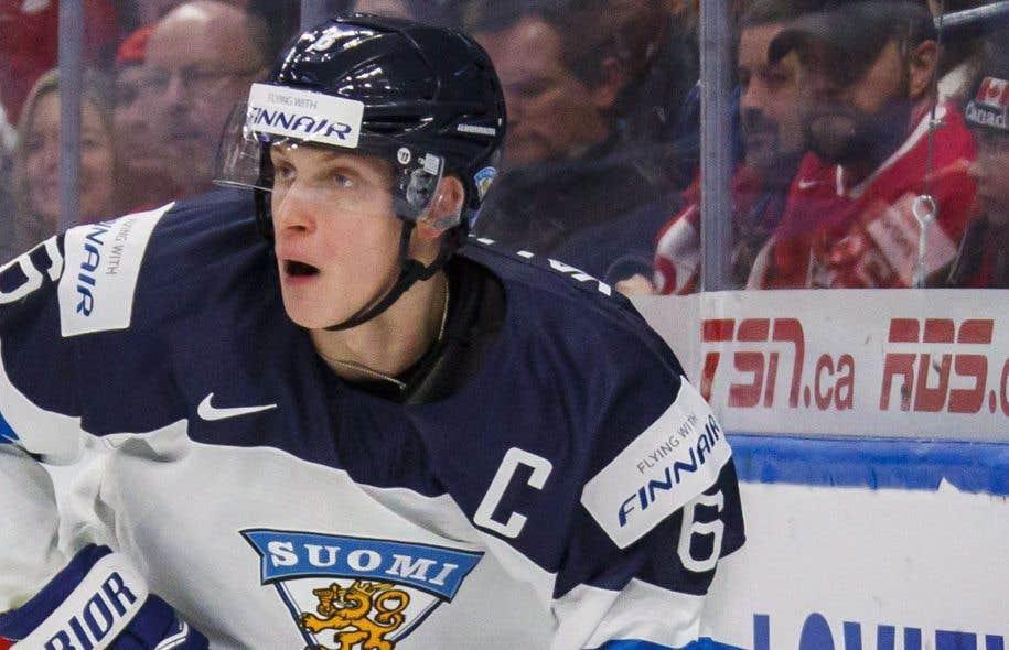Juuso Valimaki a contribué à faire gagner son équipe, jeudi.