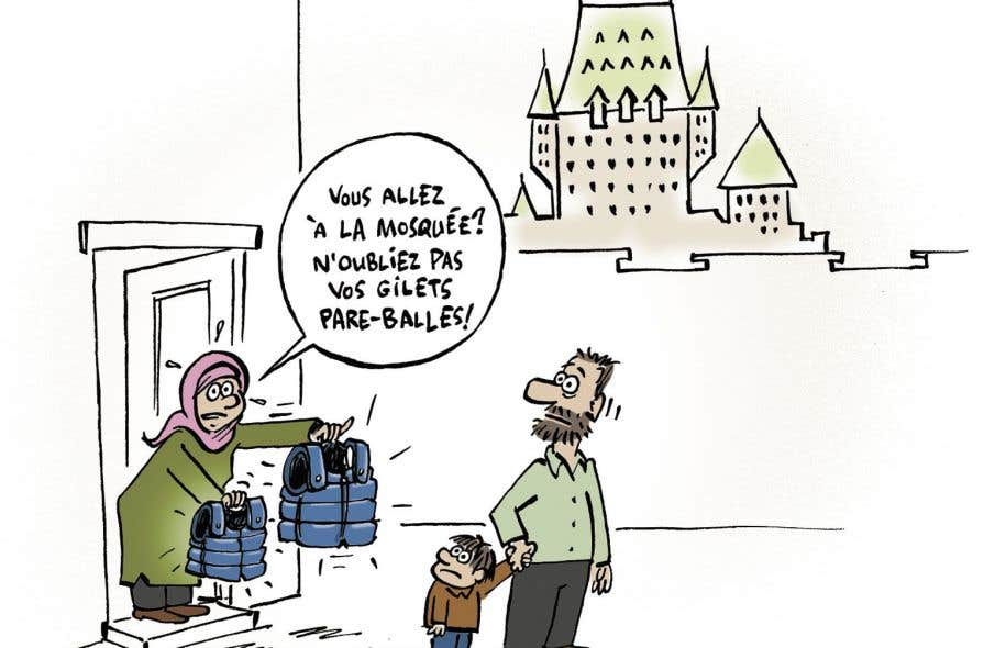 La tuerie qui a fait six victimes à la grande mosquée de Québec a été l'évènement «le plus médiatisé de l'histoire récente du Québec».