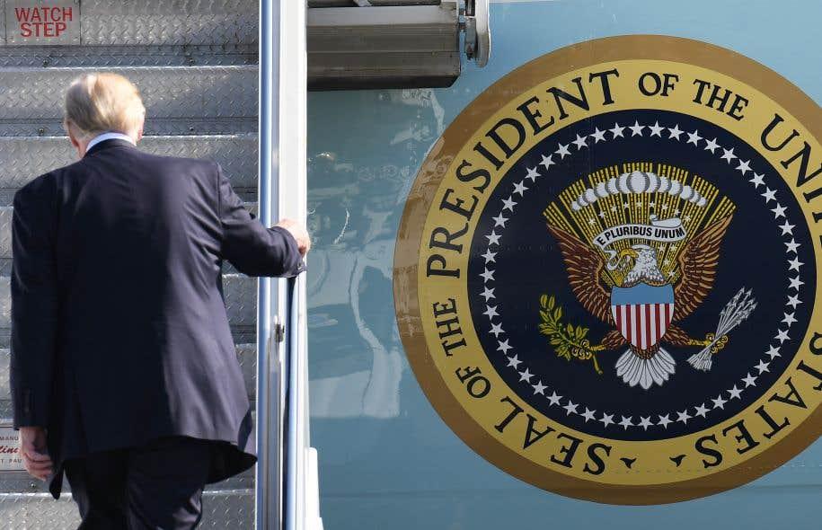 Donald Trump a défendu son usage intensif des réseaux sociaux.