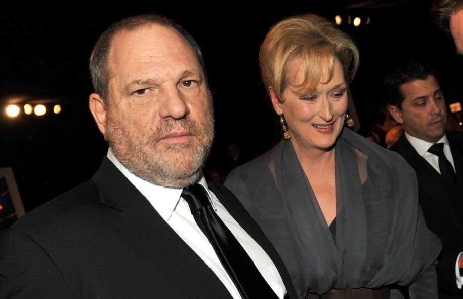 Le projet «Time's Up» («C'est fini») est lancé à l'issue d'une année marquée par une avalanche d'accusations d'agressions sexuelles dans le sillage de l'affaire Weinstein.