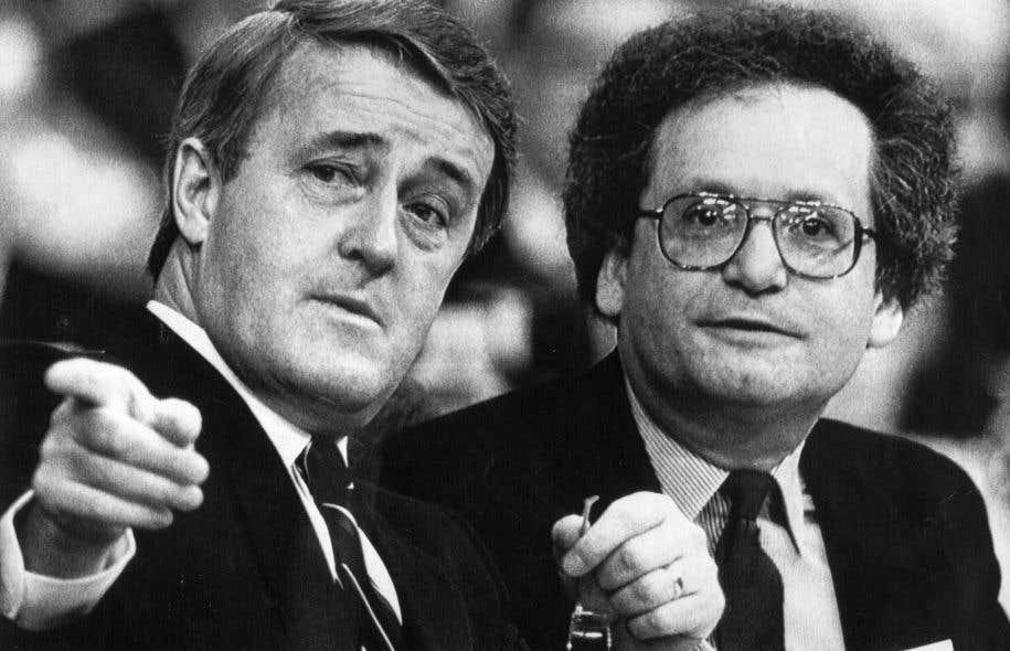 Mort de stanley hartt chef de cabinet de l ex premier ministre brian mulroney le devoir - Chef de cabinet du premier ministre ...