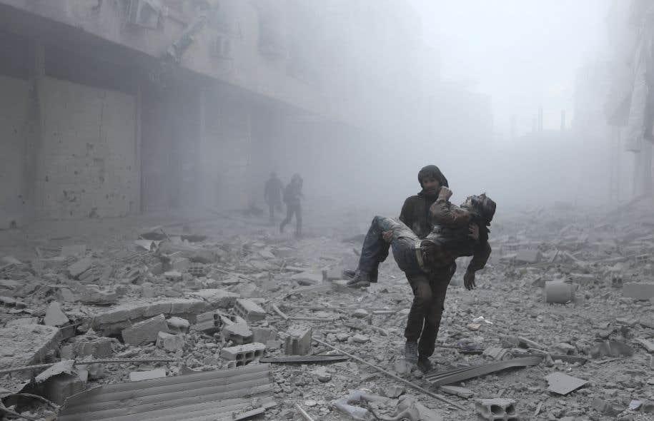 Syrie: larme turque combat les Kurdes, essuie sa