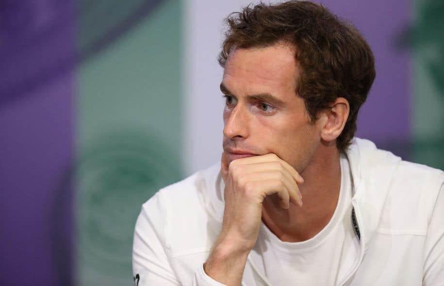 L'ex-numéro un mondial, triple champion en Grand Chelem, n'a pas disputé un match compétitif depuis sa présence en quarts de finale à Wimbledon en juillet dernier.