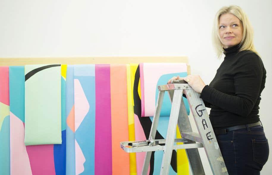 Les expositions respectives de Jeanie Riddle (photo) et de Maryse Goudreau seront parmi les premières à lancer la saison hivernale.