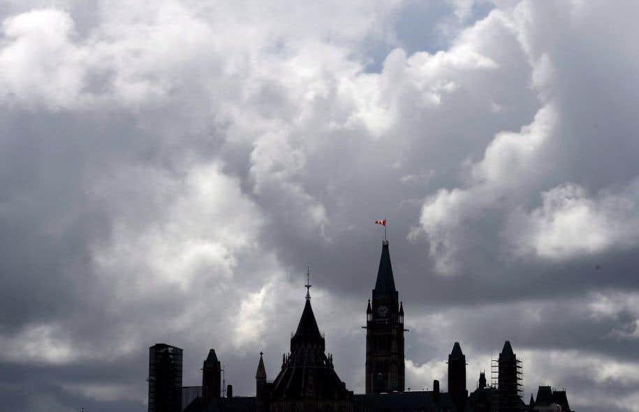 À Ottawa, ce sont les députés libéraux qui dépensent le plus de fonds publics en frais d'impression.