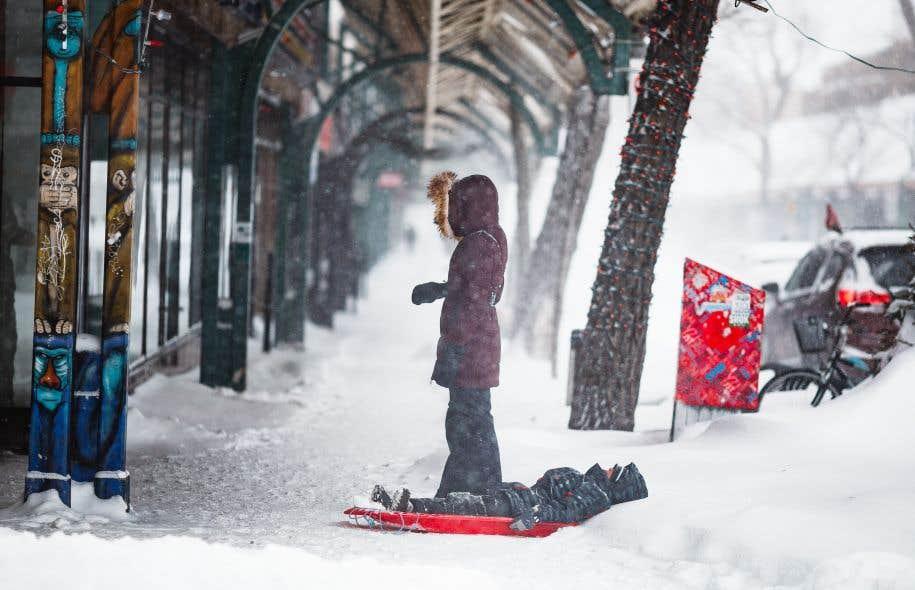 Plusieurs alertes de froid extrême sont en vigueur pour la journée de dimanche.