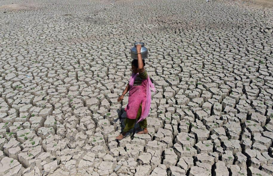 Le rythme du réchauffement planétaire constaté depuis trois ans est «exceptionnel», avertit l'ONU.