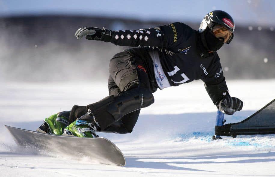 Jasey-Jay Anderson triomphe à la Coupe du monde de Bansko