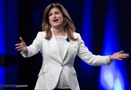 La chef intérimaire des conservateurs, Rona Ambrose