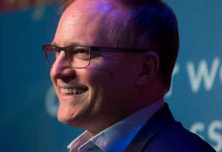 Le député Peter Julian est pour le moment le seul candidat à la direction du NPD.
