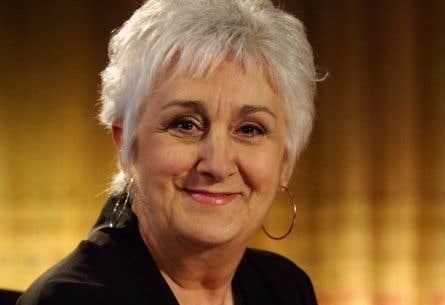 La comédienne Nicole Leblanc