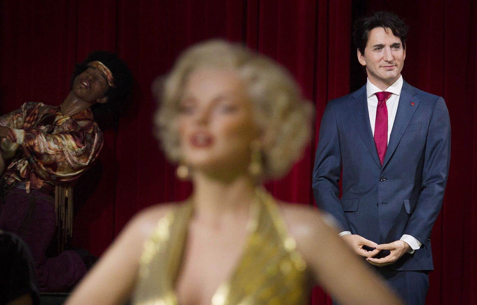 Le musée exposait plus d'une centaine de statues de cire représentant des célébrités d'ici et d'ailleurs. Parmi elles, Justin Trudeau, Maurice Richard, Céline Dion ou encore Ricardo Larrivée.