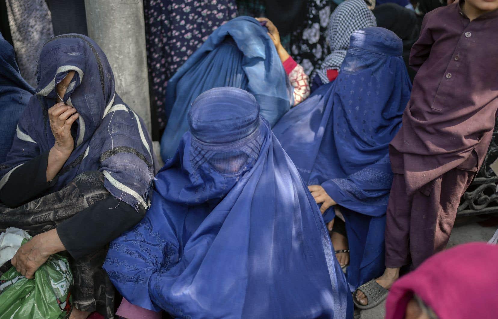 Le FMI avait annoncé le 18août qu'il suspendait les aides en faveur de l'Afghanistan après la prise de contrôle du pays par les talibans.