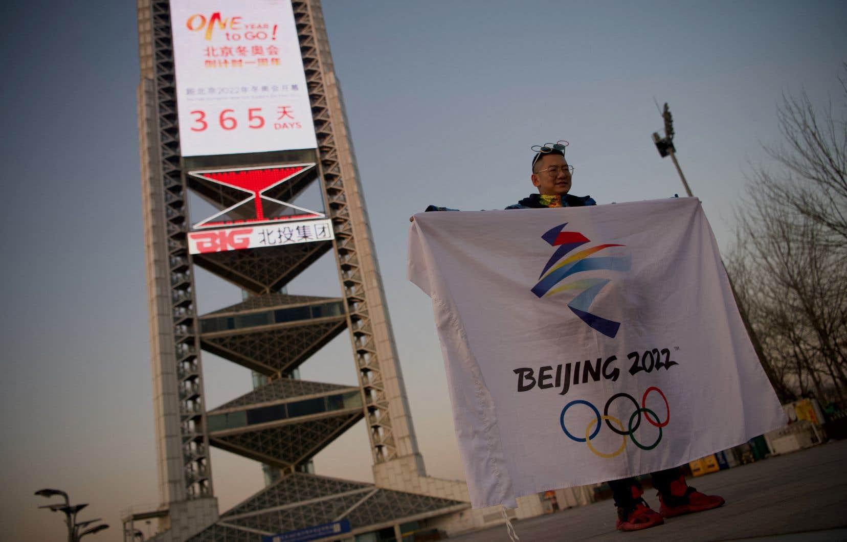 Environ 100 pays sont susceptibles de participer aux Jeux olympiques de Pékin, qui s'ouvriront le 4février.