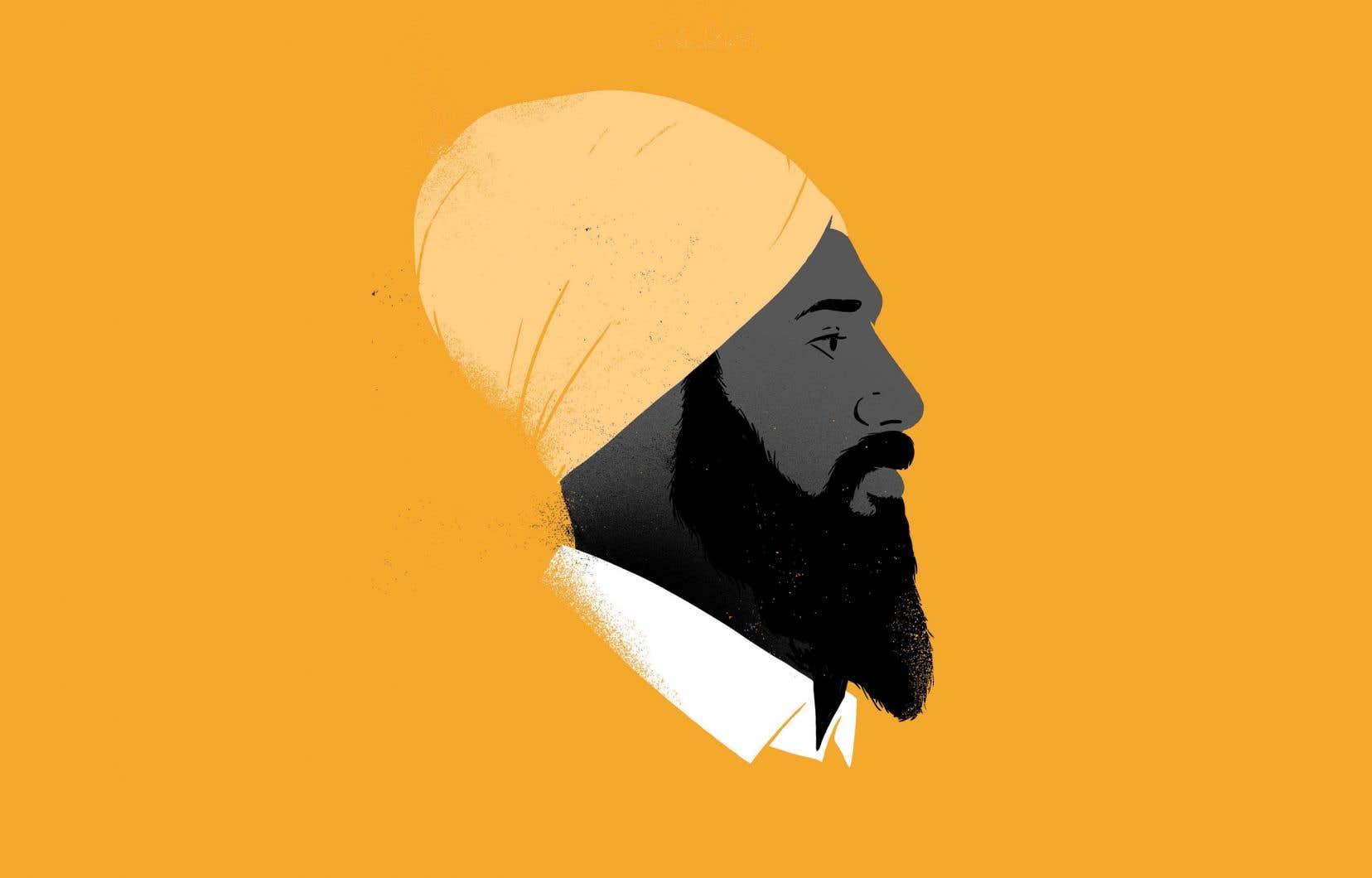 Le candidat du Nouveau Parti démocratique, Jagmeet Singh