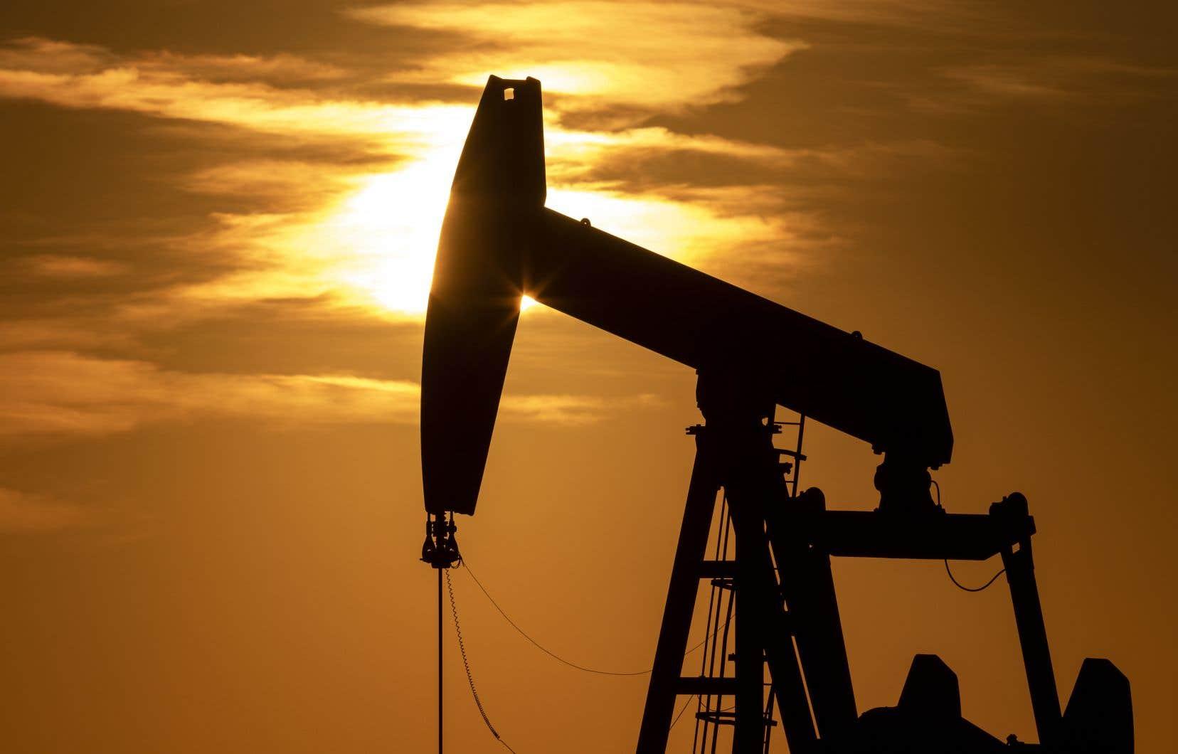 L'exploitation du pétrole et du gaz représente 22% des émissions anthropiques de méthane.