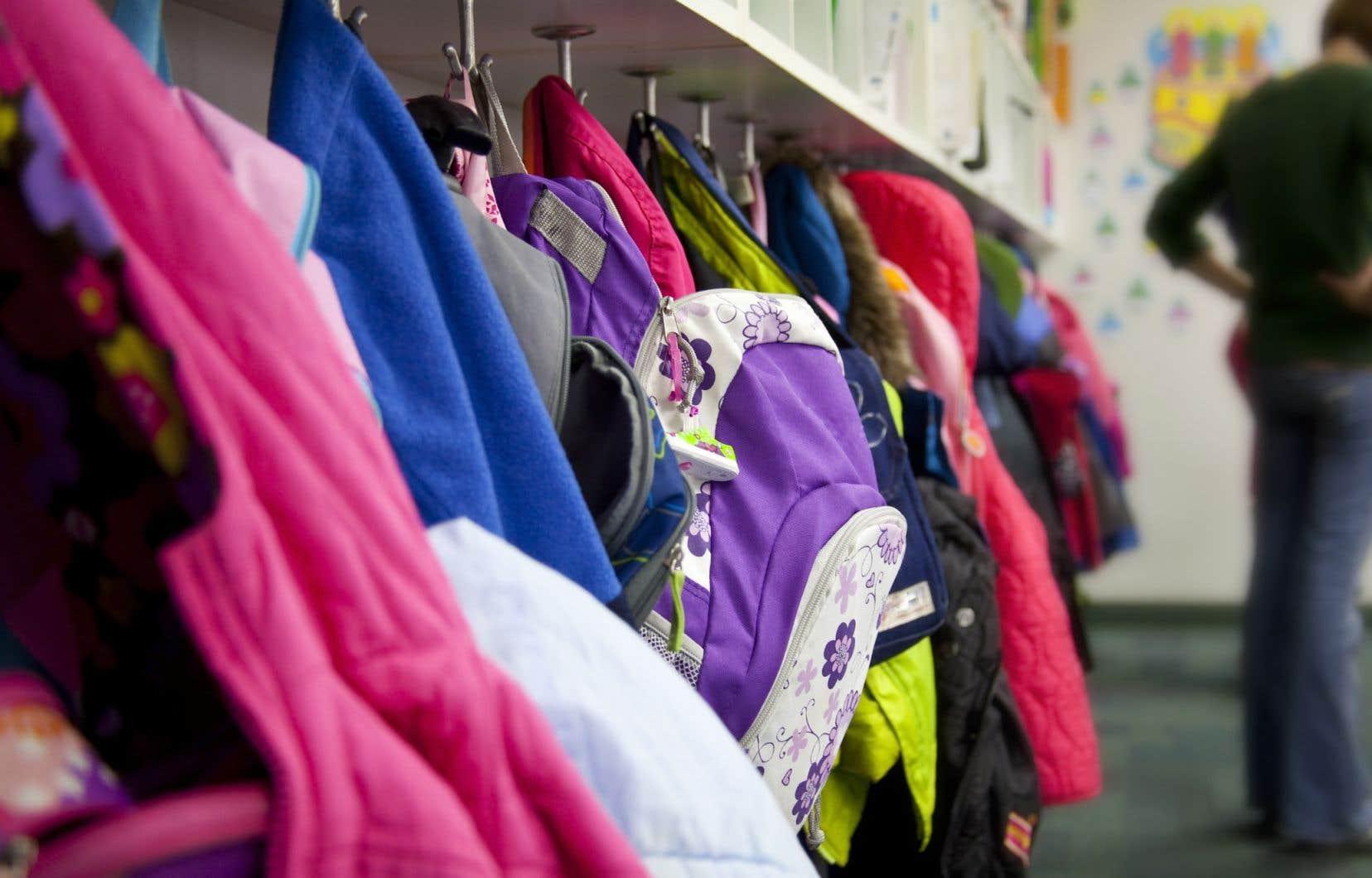 Il s'agit de la première fermeture d'une école depuis le début de la quatrième vague, selon la Fédération québécoise des directions d'établissement d'enseignement.