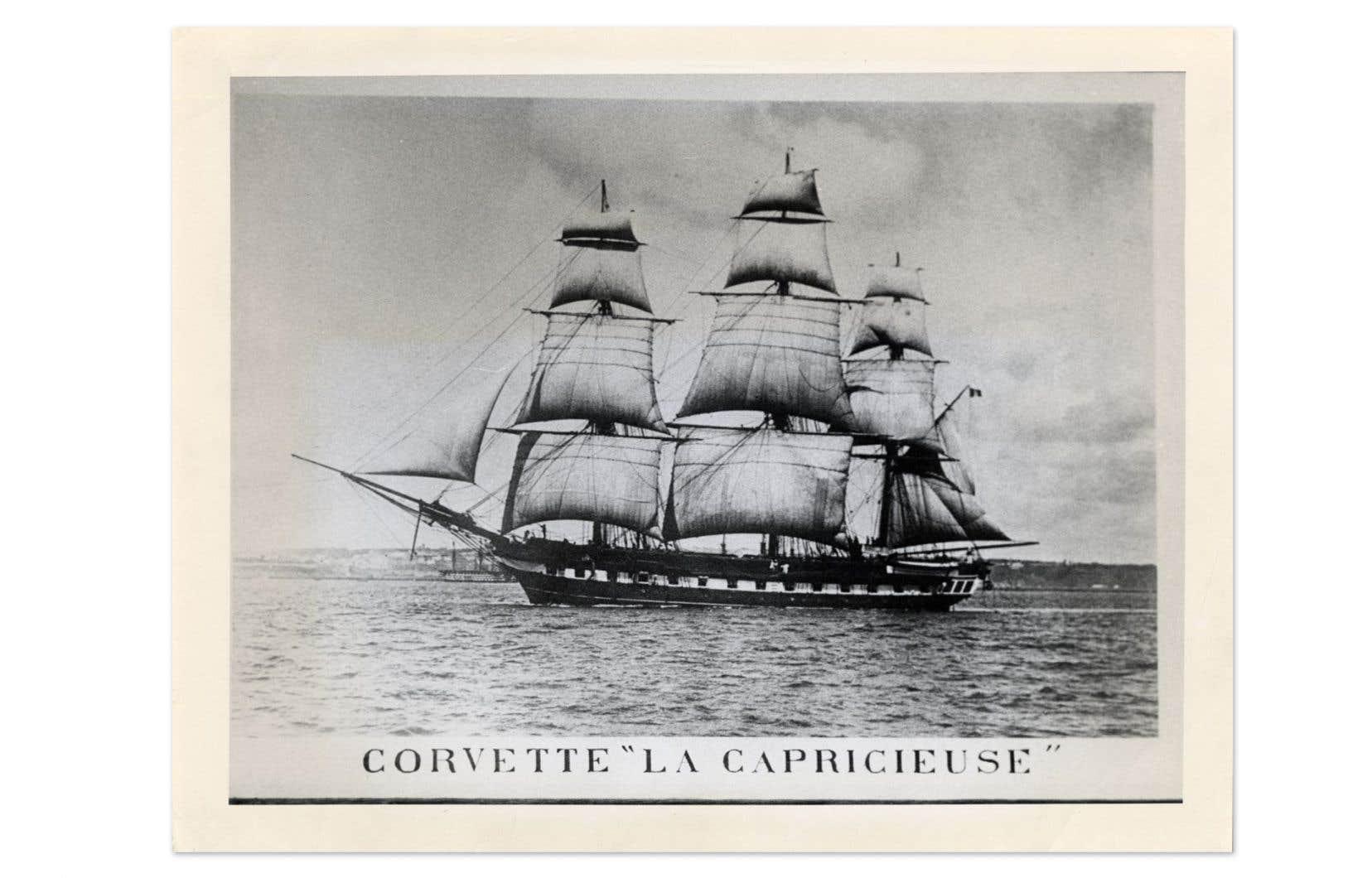 Corvette «La Capricieuse»
