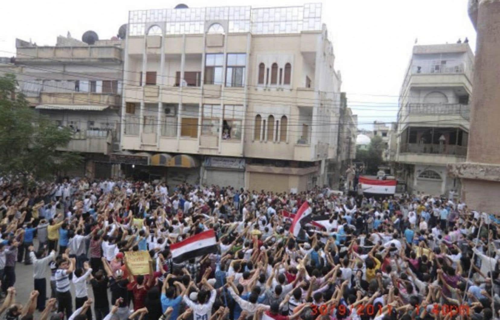 Selon Amnistie internationale, qui parle dans son communiqué d'une «campagne systématique, et parfois violente», certains proches des 30 militants interrogés ont «fait l'objet de manoeuvres de harcèlement, de placements en détention et même d'actes de torture» en Syrie.